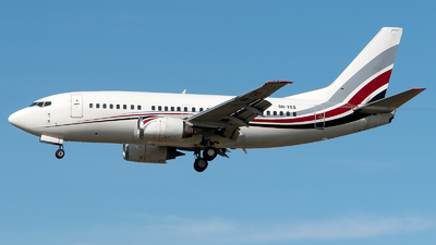 A picture of 9HYES - Boeing 7375Q8 - Air X Charter - © GoldenWingPix