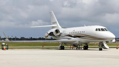N231TJ - Dassault Falcon 2000LX - Private