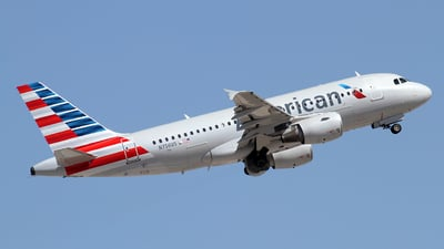 N756US - Airbus A319-112 - American Airlines