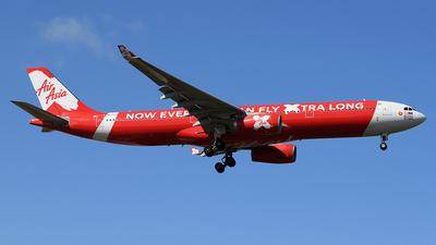 9M-XXV - Airbus A330-343 - AirAsia X