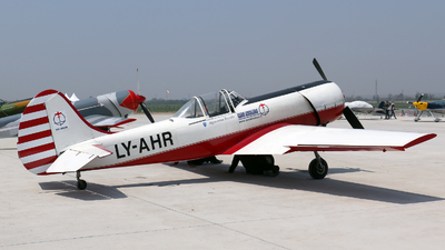 LY-AHR - Yakovlev Yak-50 - Private