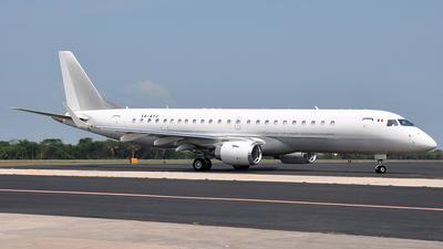 XA-AYJ - Embraer 190 Lineage 1000 - Omniflys