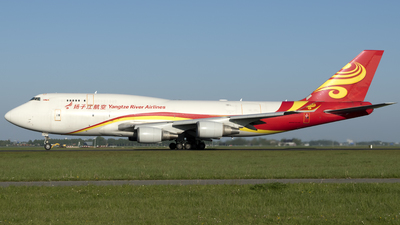 B-2437 - Boeing 747-481(BDSF) - Yangtze River Airlines