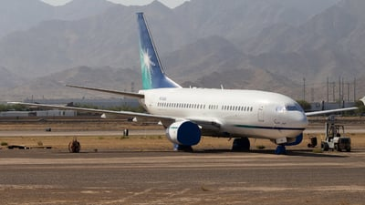 N745A - Boeing 737-7AX - Saudi Aramco Aviation