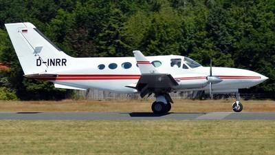 A picture of DINRR - Cessna 414A Chancellor - [414A0097] - © Alex Herbort