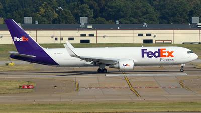 N68078 - Boeing 767-316F(ER) - FedEx