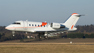 CS-DOF - Bombardier CL-600-2B16 Challenger 650 - Private