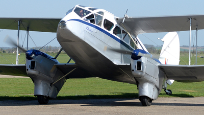 G-AIDL - De Havilland DH-89A Dragon Rapide - Private