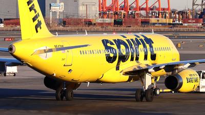 A picture of N647NK - Airbus A320232 - Spirit Airlines - © Xiamen Air 849 Heavy