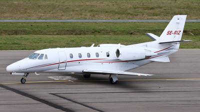 A picture of SERIZ - Cessna 560XL Citation Excel -  - © BaszB