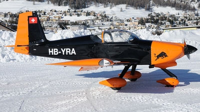 HB-YRA - Vans RV-7A - Private
