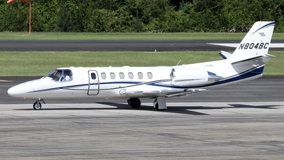 N804BC - Cessna 560 Citation Ultra - Private