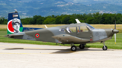 MM61974 - SIAI-Marchetti S208M - Italy - Air Force