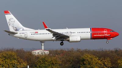 SE-RRN - Boeing 737-8JP - Norwegian