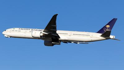 HZ-AK37 - Boeing 777-3FGER - Saudi Arabian Airlines