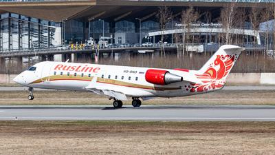 VQ-BND - Bombardier CRJ-100ER - Rusline