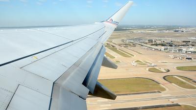 N891NN - Boeing 737-823 - American Airlines