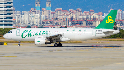 B-6970 - Airbus A320-214 - Spring Airlines