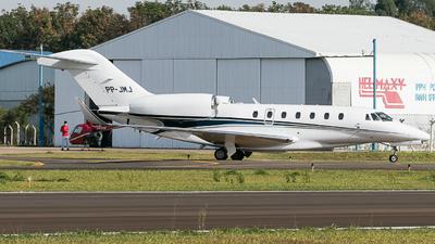 A picture of PPJMJ - Cessna 750 Citation X - [7500304] - © Alexandre Barreto