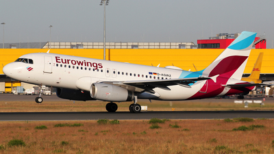 A picture of DAGWZ - Airbus A319132 - Eurowings - © Christian Weber