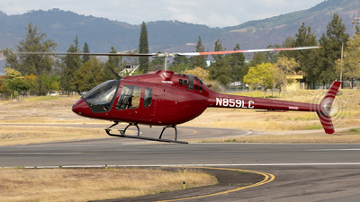 N859LC - Bell 505 Jet Ranger X - Private