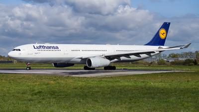 D-AIKE - Airbus A330-343 - Lufthansa