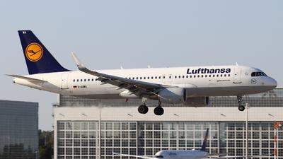A picture of DAIWA - Airbus A320214 - Lufthansa - © Anto Blazevic