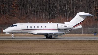 CS-CHG - Bombardier BD-100-1A10 Challenger 350 - NetJets Europe