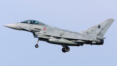 MM7271 - Eurofighter Typhoon EF2000 - Italy - Air Force