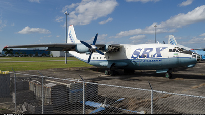 UK-12005 - Antonov An-12B - Avialeasing Aviation Company