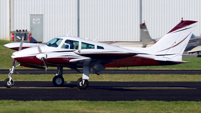 N468KW - Cessna 310G - Private