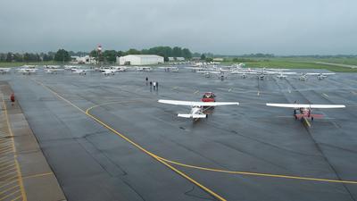 KOSU - Airport - Ramp