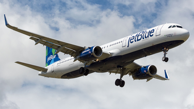 N967JT - Airbus A321-231 - jetBlue Airways