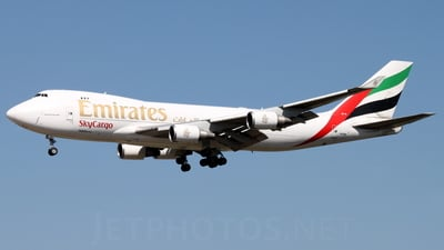 N415MC - Boeing 747-47UF(SCD) - Emirates SkyCargo (Atlas Air)