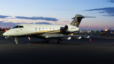 N587FX - Bombardier BD-100-1A10 Challenger 350 - Flexjet