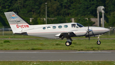 D-ICVW - Cessna 421C Golden Eagle - Sylt Air