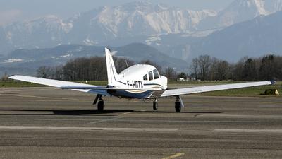 F-HGTX - Piper PA-28R-201 Arrow II - Private