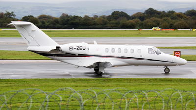 EI-ZEU - Cessna 525 Citation CJ2 - Airlink Airways Ltd