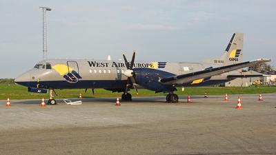SE-MAI - British Aerospace ATP-F(LFD) - West Air Sweden