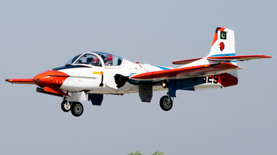 63-9829 - Cessna T-37C Tweety Bird - Pakistan - Air Force