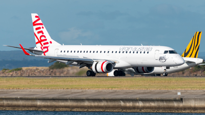 VH-ZPO - Embraer 190-100IGW - Virgin Australia Airlines