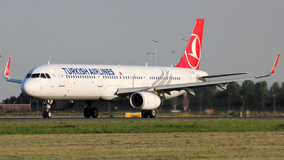 A picture of TCJSV - Airbus A321231 - Turkish Airlines - © Christian Weber