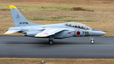 16-5796 - Kawasaki T-4 - Japan - Air Self Defence Force (JASDF)
