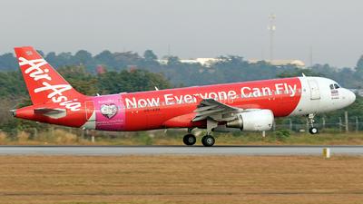 A picture of HSABK - Airbus A320216 - AirAsia - © Tek