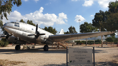 N23AC - Curtiss C-46F Commando - Everts Air Fuel