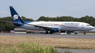 A picture of XAZAM - Boeing 737852 - Aeromexico - © Brian Boche