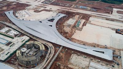 ZUTF - Airport - Terminal