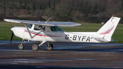 G-BYFA - Reims-Cessna F152 - Private