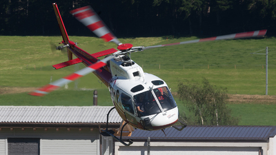 HB-ZEI - Eurocopter AS 350B3 Ecureuil - Heliswiss