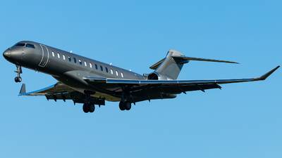 N444WT - Bombardier BD-700-2A12 Global 7500  - Private